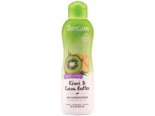 TropiClean Kiwi-Cocoa Butter кондиционер увлажняющий для собак 3,8л